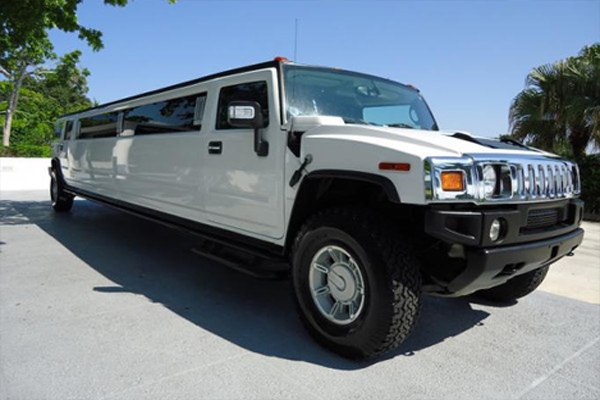 14 Person Hummer Las Vegas Limo Rental