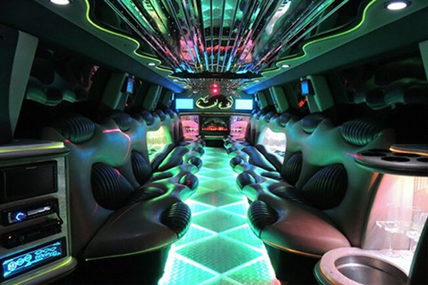 14 Person Hummer Limo Rental Las Vegas