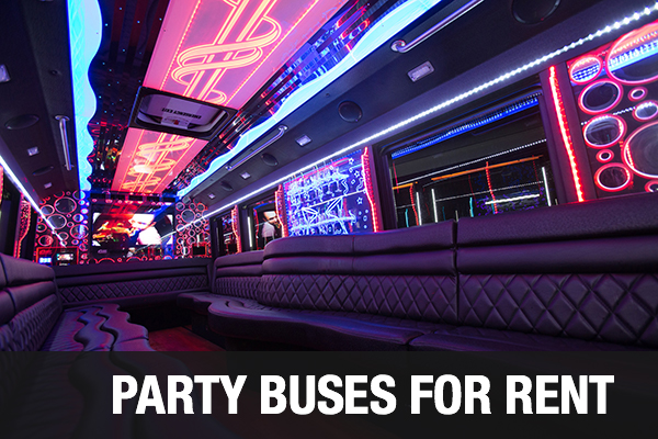 Party Bus Rental Las Vegas 2